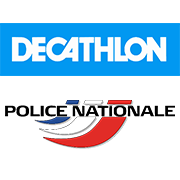 decatlon police nationale